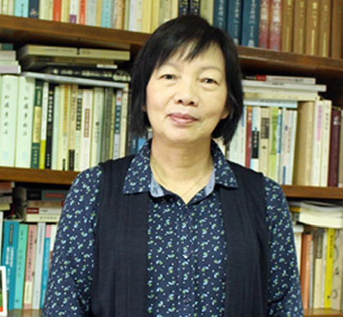 呂珍玉 退休教授