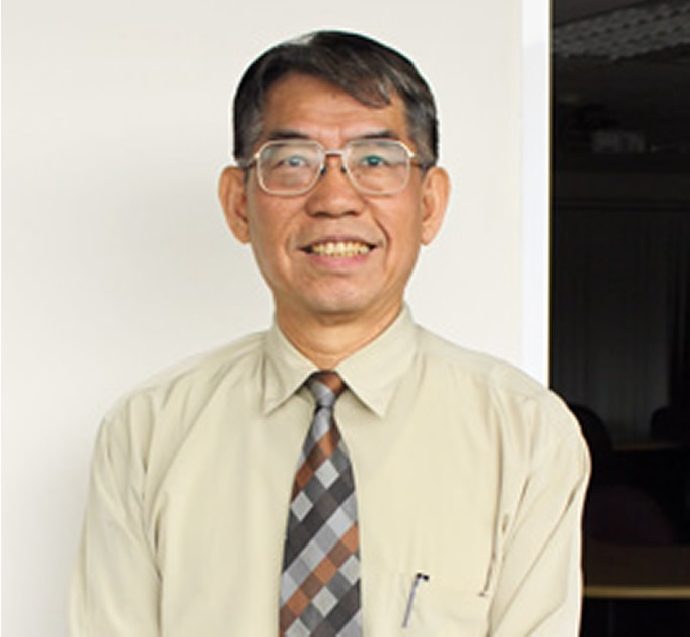 劉榮賢 退休教授
