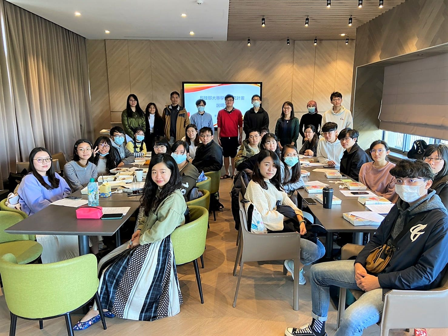 109 學年度科技部大專生研究計畫—中文系說明會